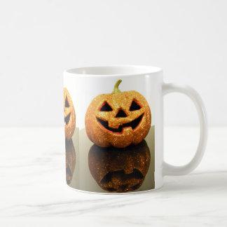 ジャッキo'のランタン コーヒーマグカップ