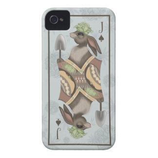 ジャックのウサギの電話箱 Case-Mate iPhone 4 ケース
