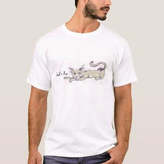 """ジャックの列による""""ジャック列""""のLuciferのTシャツ Tシャツ"""