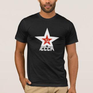 ジャックソビエト海軍CCCPのワイシャツ Tシャツ