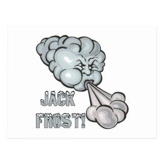 ジャックフロスト2 ポストカード