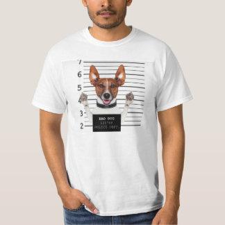 ジャックラッセルの囚人 Tシャツ