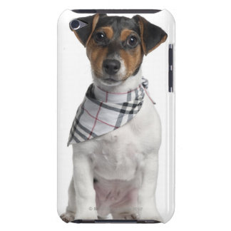 ジャックラッセルテリアの子犬(4か月古い) Case-Mate iPod TOUCH ケース
