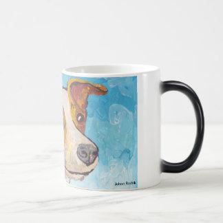 ジャックラッセルテリア モーフィングマグカップ