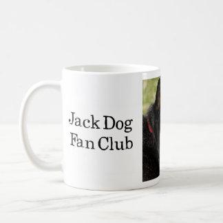 ジャック犬のファン・クラブ コーヒーマグカップ