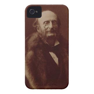 ジャック・オッフェンバック(1819-80年)、ドイツ作曲家、港 Case-Mate iPhone 4 ケース