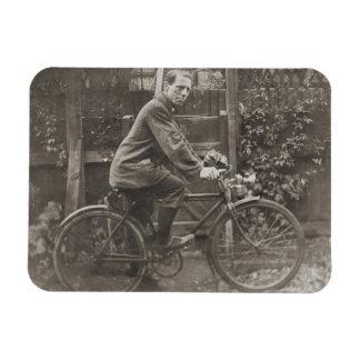 ジャックFitzgeraldの自転車 マグネット