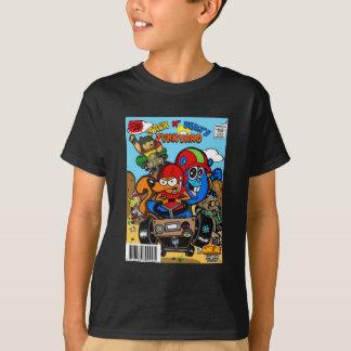ジャックNの豆の漫画本 Tシャツ