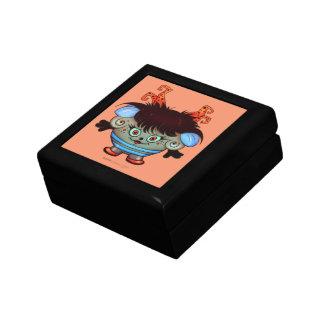 ジャネットの小さいギフト用の箱モンスター ギフトボックス