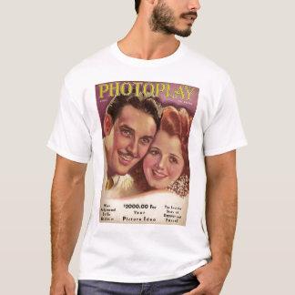 ジャネットゲイナーチャールズFarrellのTシャツ Tシャツ
