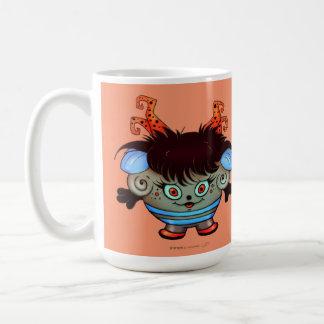 ジャネット外国モンスター15ozのクラシックのマグ コーヒーマグカップ