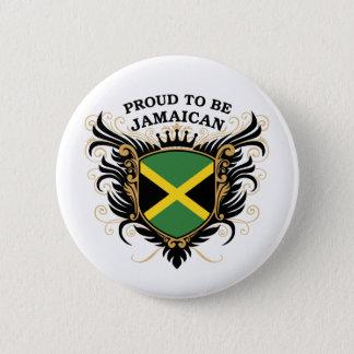 ジャマイカがあること誇りを持った 缶バッジ