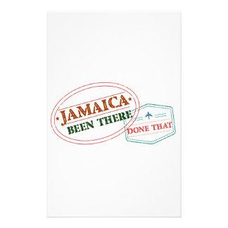 ジャマイカそこにそれされる 便箋