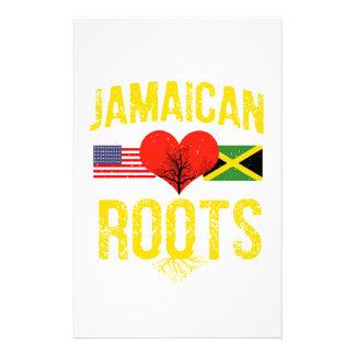 ジャマイカのアメリカ人 便箋