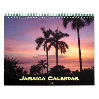 ジャマイカのカレンダー カレンダー