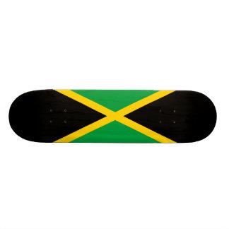 ジャマイカのスケートボードのデッキの旗 スケボー