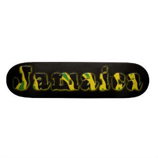 ジャマイカのスケートボード 20CM スケートボードデッキ