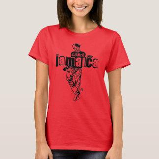 ジャマイカのダンスのTシャツ# mms002 Tシャツ