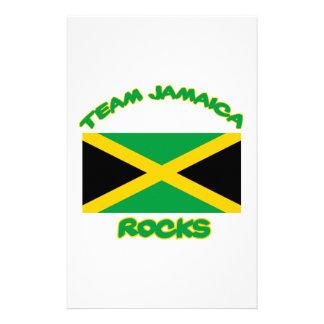 ジャマイカのデザインを向くこと 便箋