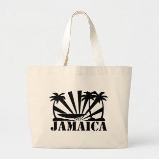 ジャマイカのバッグ ラージトートバッグ