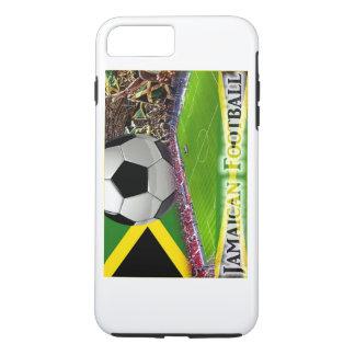 ジャマイカのフットボール iPhone 8 PLUS/7 PLUSケース