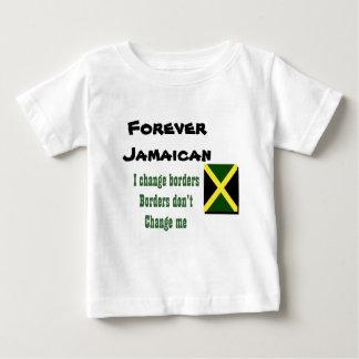 ジャマイカのベビーのTシャツ ベビーTシャツ