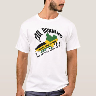 ジャマイカのボブスレーのチーム Tシャツ