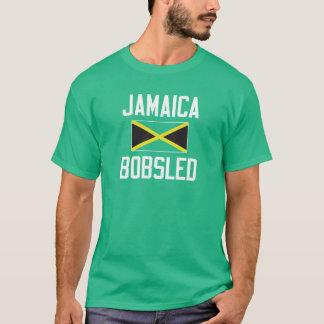 ジャマイカのボブスレーのワイシャツ Tシャツ