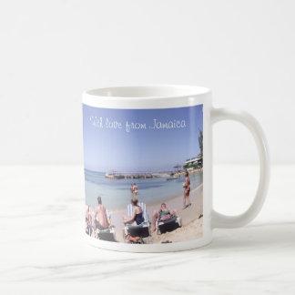 ジャマイカのマグ コーヒーマグカップ