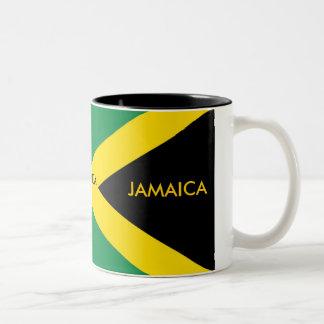 ジャマイカのマグ ツートーンマグカップ