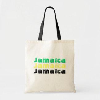 ジャマイカの予算のトート トートバッグ