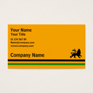 ジャマイカの名刺 名刺