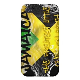 ジャマイカの地球のIphone 4Sの場合の最も素晴らしい場所 iPhone 4 Cover