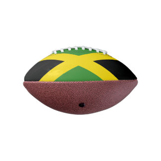 ジャマイカの小型フットボールの旗 アメリカンフットボール
