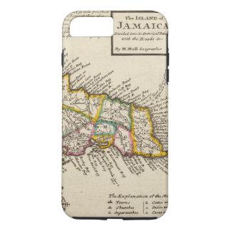 ジャマイカの島 iPhone 8 PLUS/7 PLUSケース