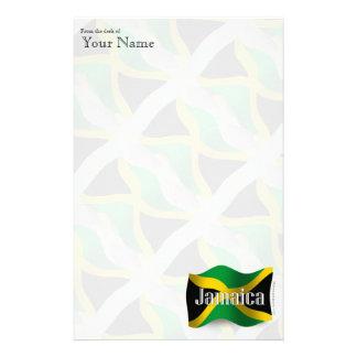 ジャマイカの振る旗 便箋