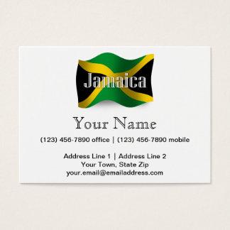 ジャマイカの振る旗 名刺