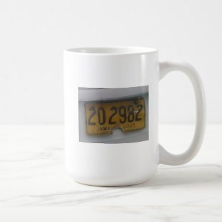 ジャマイカの政府のマグ コーヒーマグカップ
