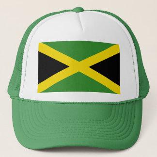 ジャマイカの旗が付いている帽子 キャップ