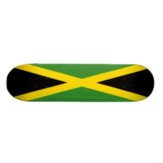 ジャマイカの旗のスケートボード スケボー