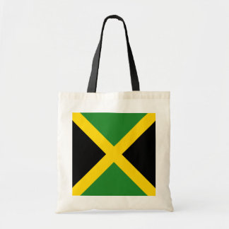 ジャマイカの旗のバッグ トートバッグ