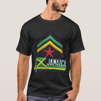 ジャマイカの旗のラスタのTシャツ Tシャツ