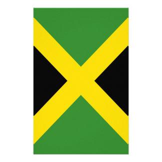 ジャマイカの旗プロダクト 便箋