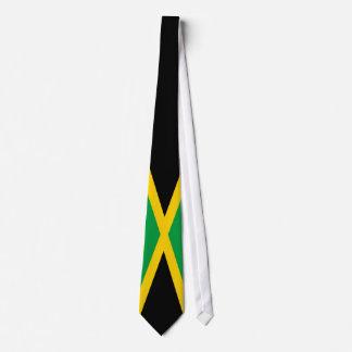 ジャマイカの旗1 ネクタイ