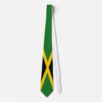 ジャマイカの旗2 オリジナルネクタイ