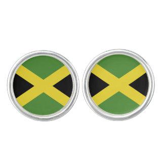 ジャマイカの旗 カフスボタン