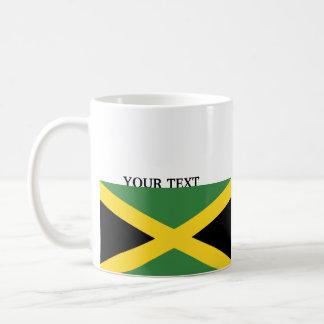 ジャマイカの旗 コーヒーマグカップ