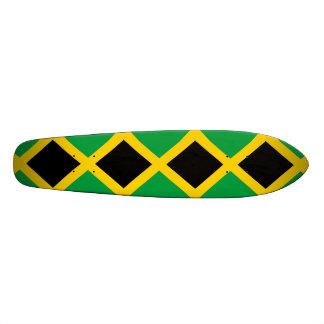 ジャマイカの旗 スケボーデッキ