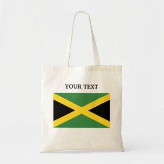 ジャマイカの旗 トートバッグ