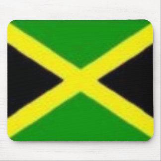 ジャマイカの旗 マウスパッド